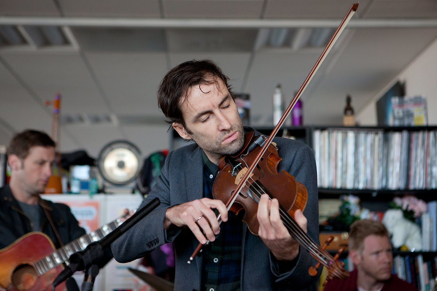 Andrew Bird Pics, Music Collection