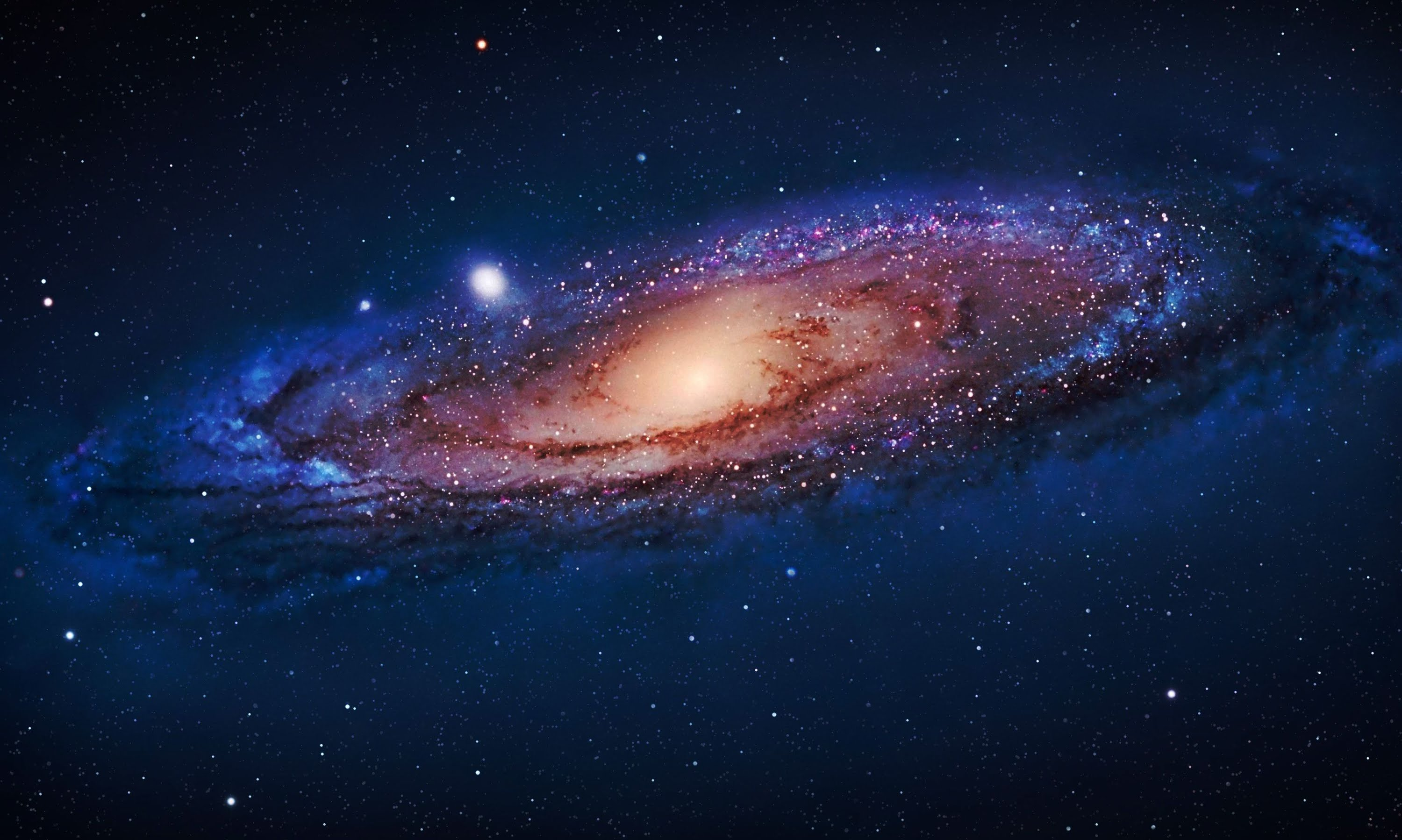 Nice Images Collection: Andromeda Desktop Wallpapers