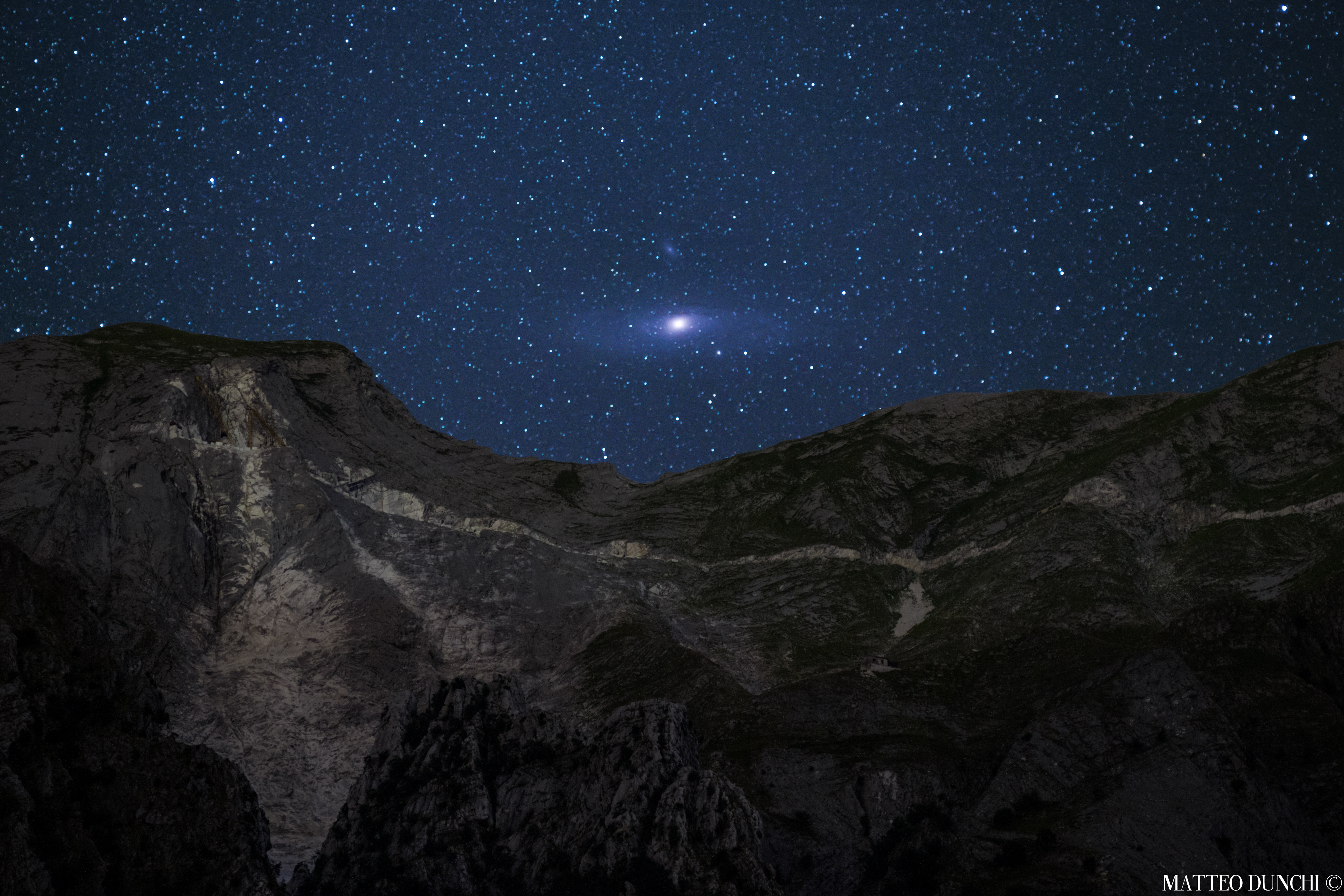 Nice wallpapers Andromeda 4677x3118px