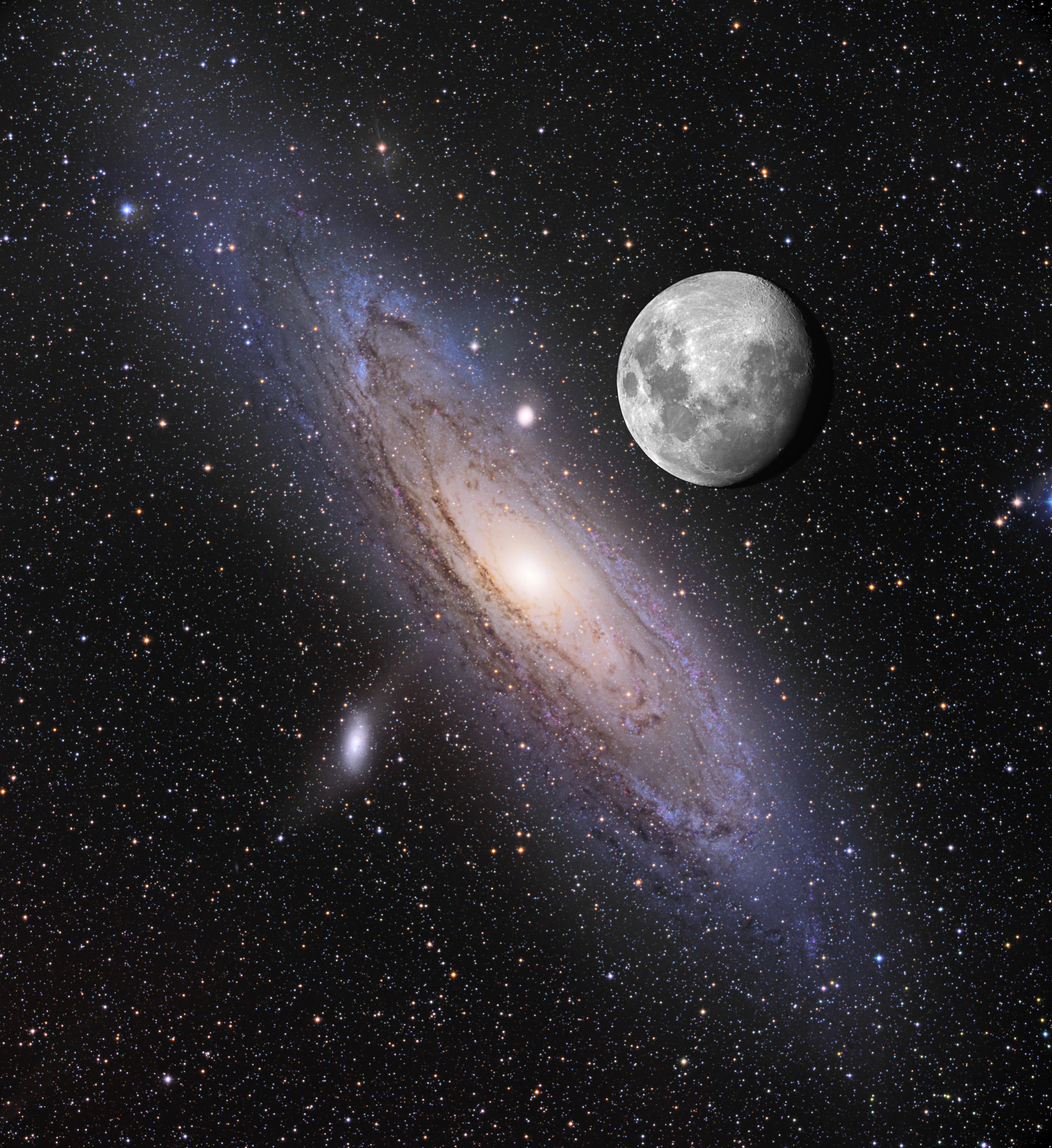Nice wallpapers Andromeda 2619x2859px