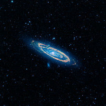 Andromeda Backgrounds, Compatible - PC, Mobile, Gadgets| 220x220 px