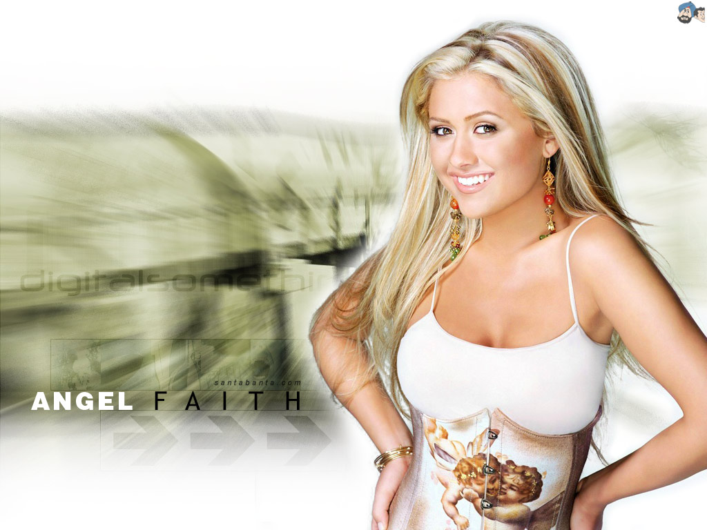Angel Faith Backgrounds on Wallpapers Vista