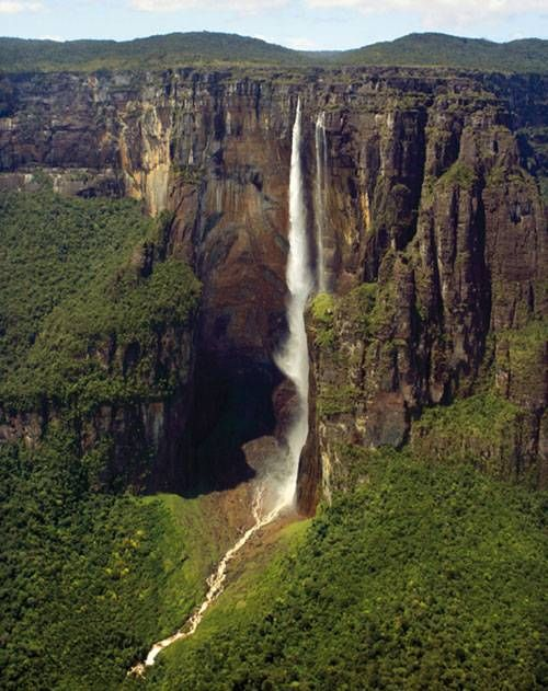 Images of Angel Falls | 500x631