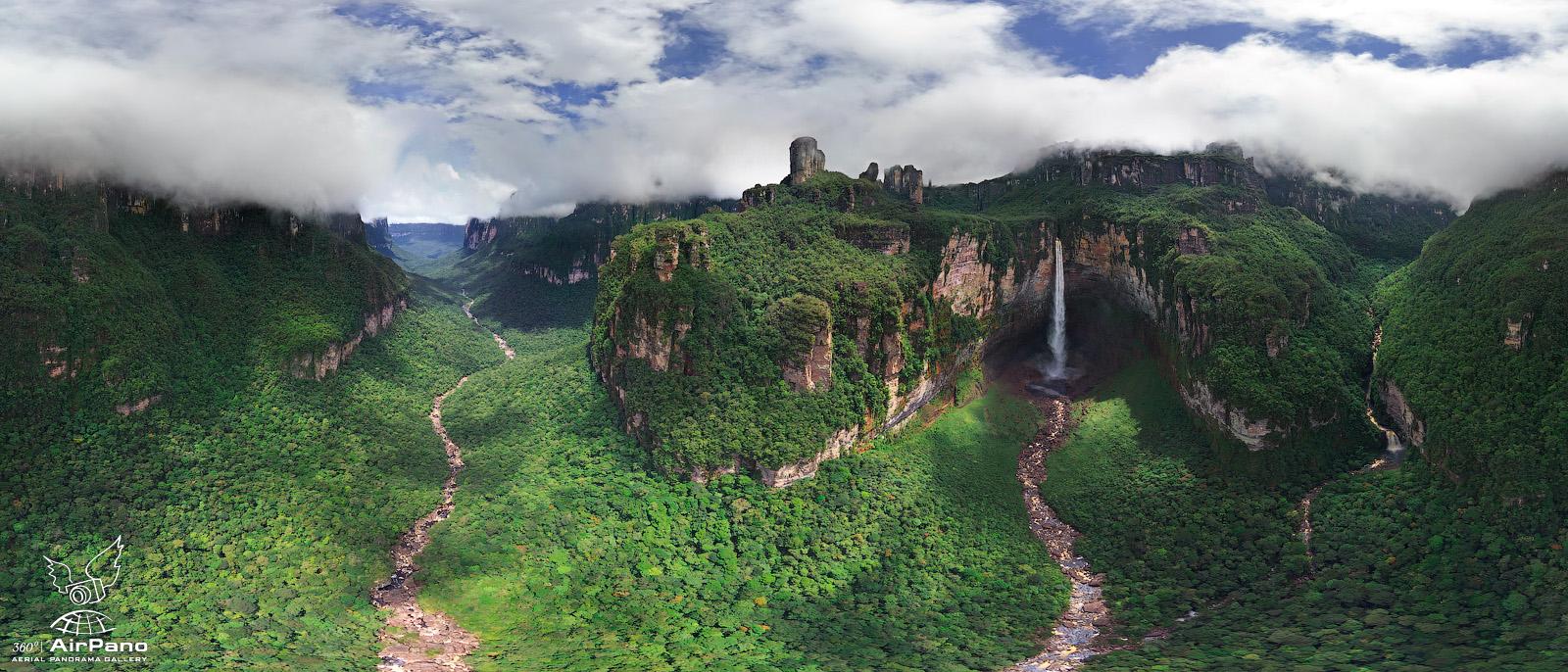 Angel Falls HD wallpapers, Desktop wallpaper - most viewed