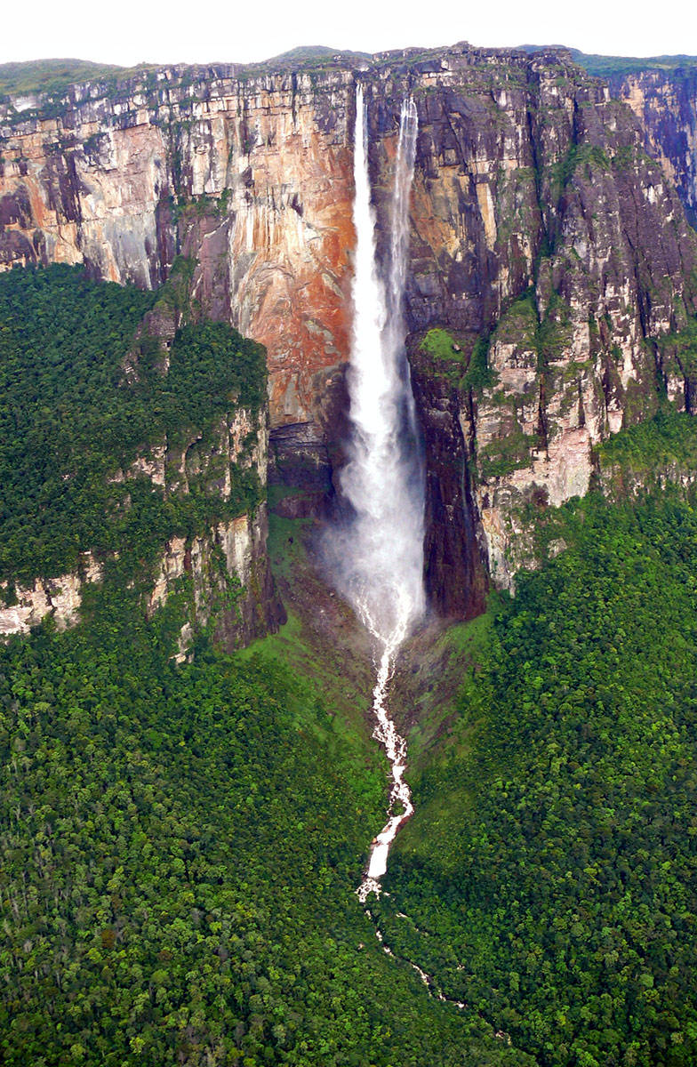 Angel Falls Backgrounds on Wallpapers Vista
