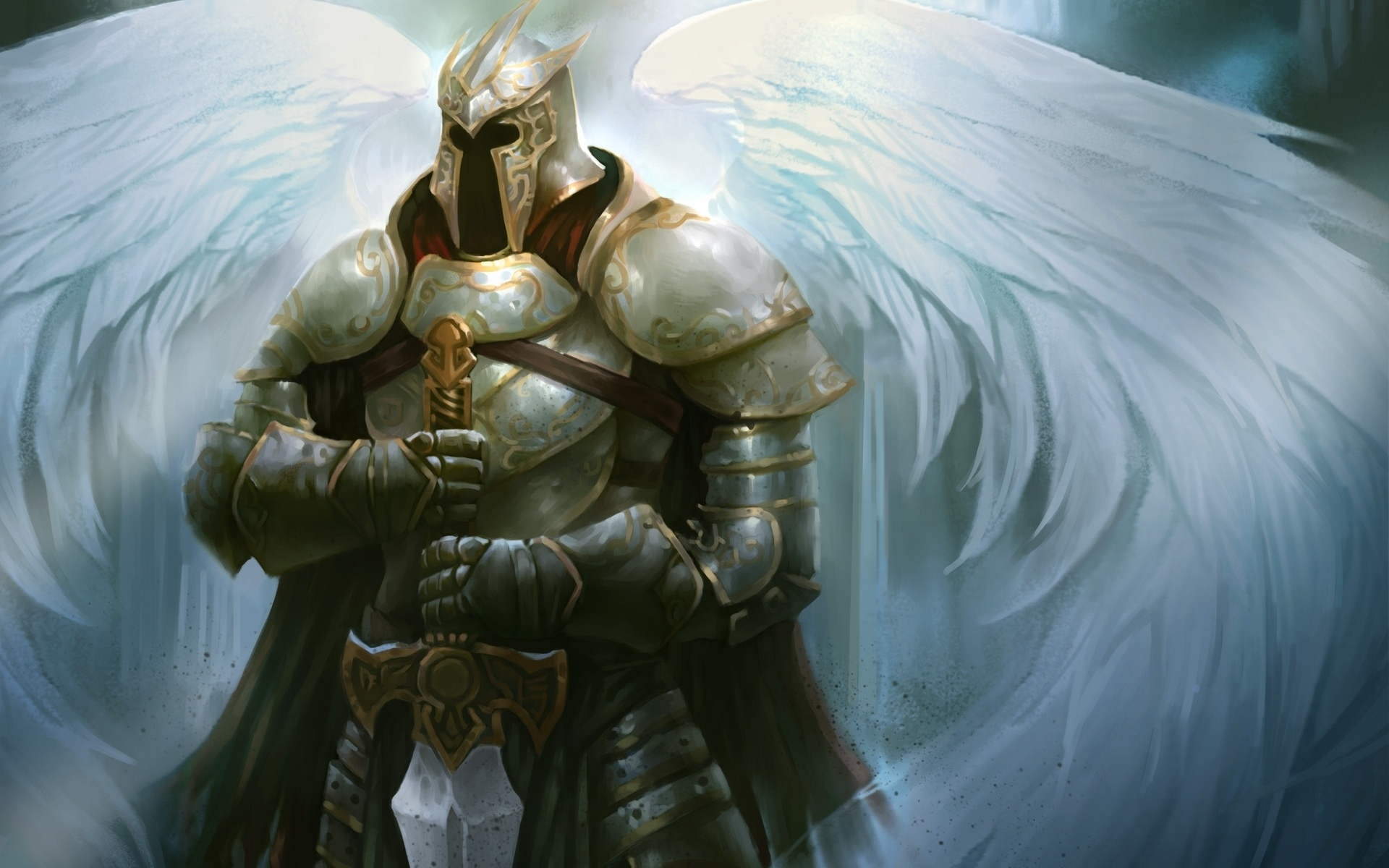 Amazing Angel Warrior Pictures & Backgrounds