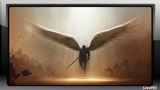 Angel Warrior Backgrounds, Compatible - PC, Mobile, Gadgets| 551x310 px