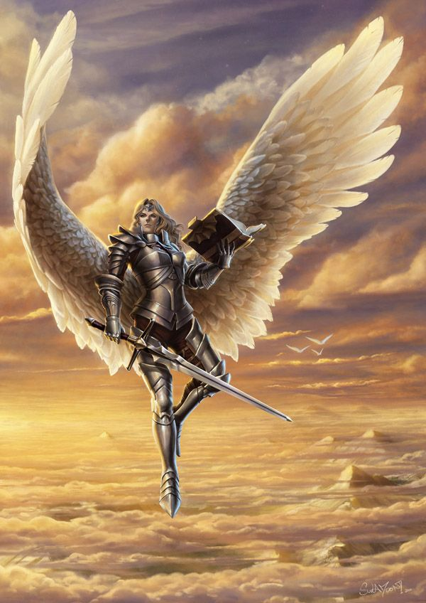 Angel Warrior Backgrounds, Compatible - PC, Mobile, Gadgets| 600x848 px