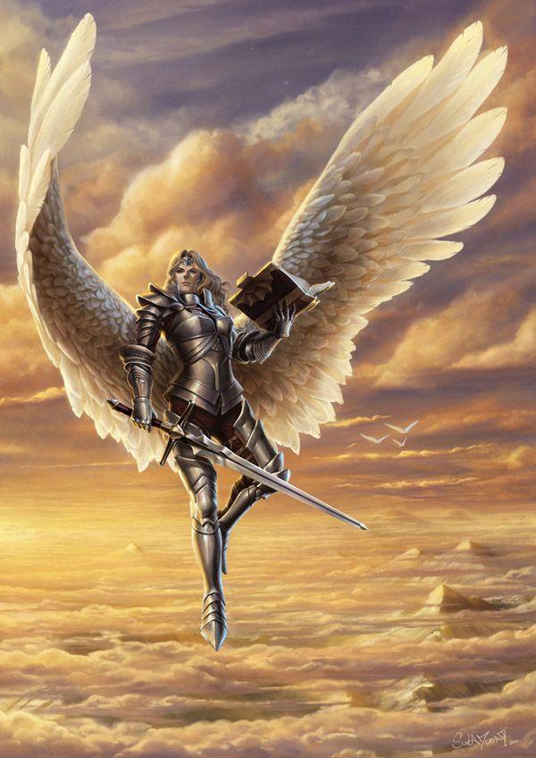 Angel Warrior #15
