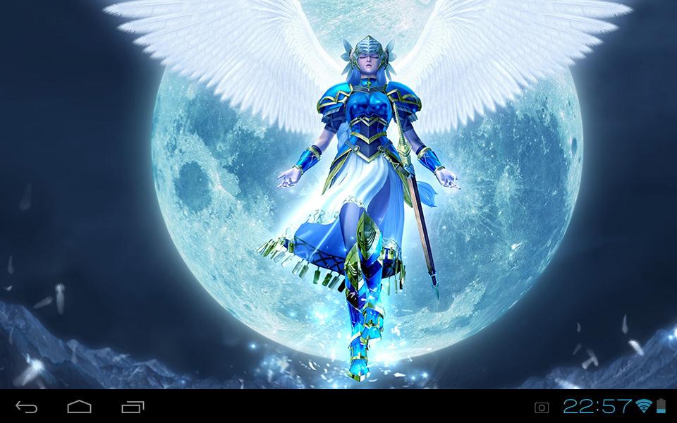 Angel Warrior #17