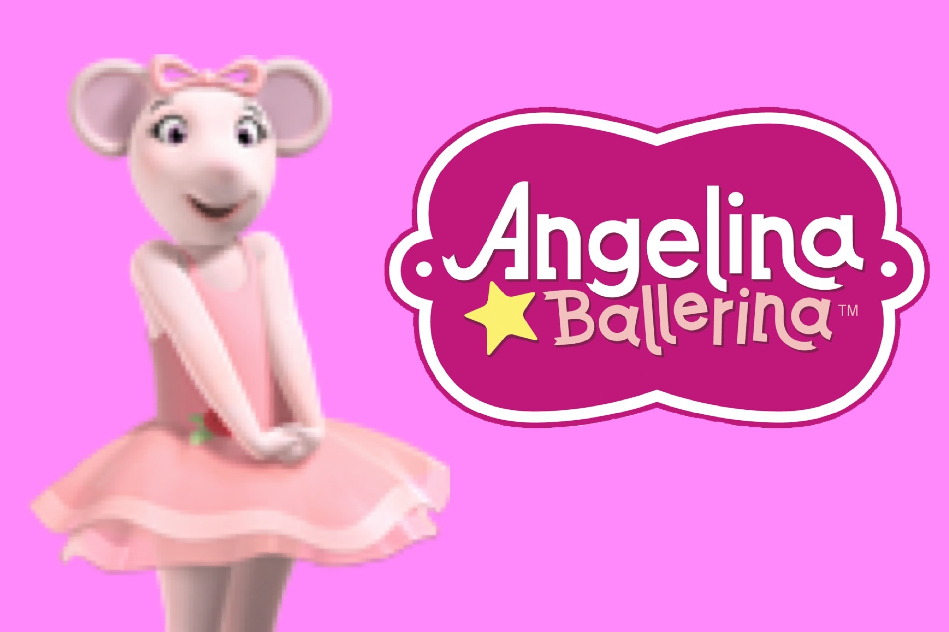 HD Quality Wallpaper | Collection: Cartoon, 1935x1290 Angelina Balerina