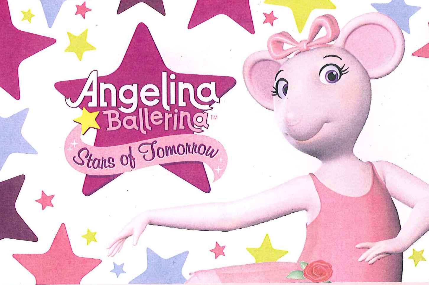 Amazing Angelina Balerina Pictures & Backgrounds