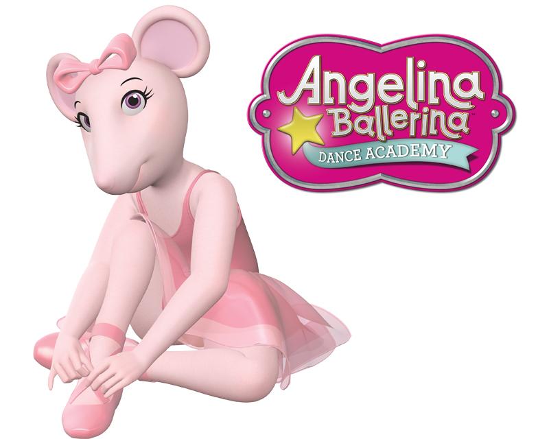 Angelina Balerina Pics, Cartoon Collection