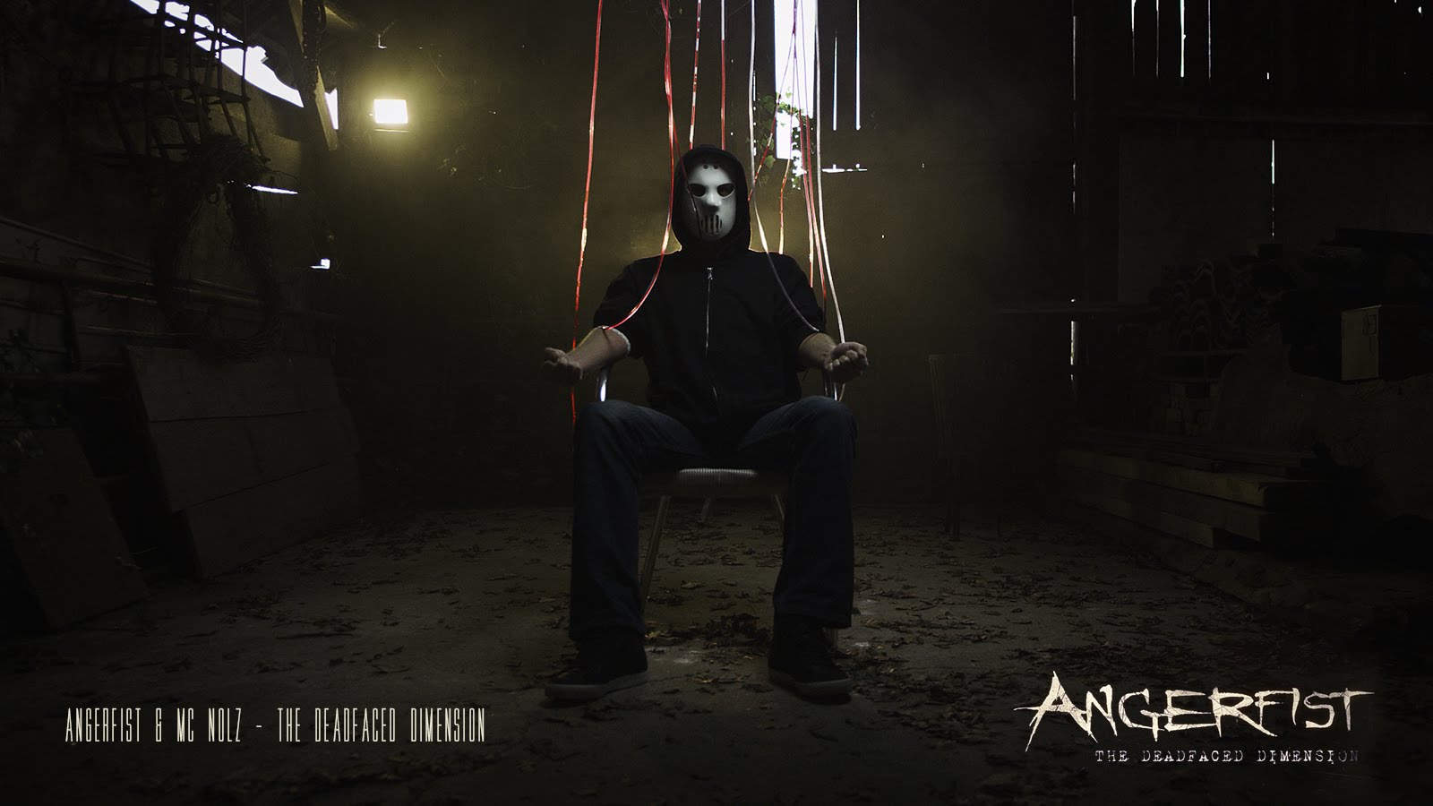 Amazing Angerfist Pictures & Backgrounds