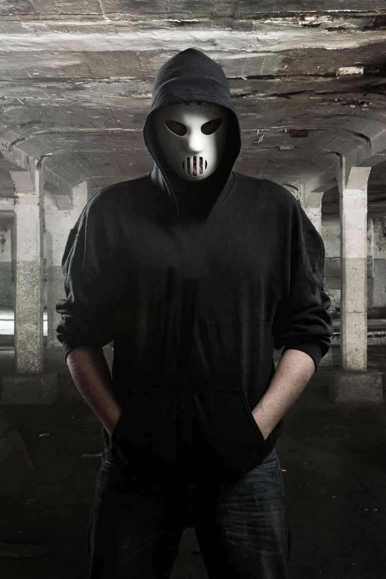 Nice wallpapers Angerfist 770x1155px