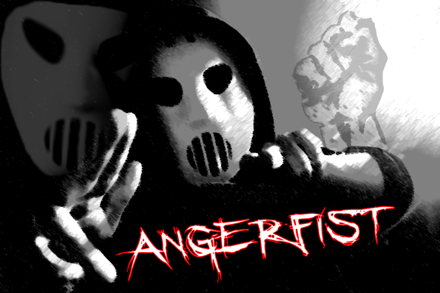 900x600 > Angerfist Wallpapers