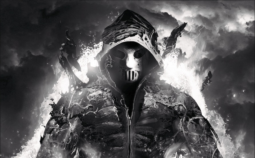 Angerfist Pics, Music Collection
