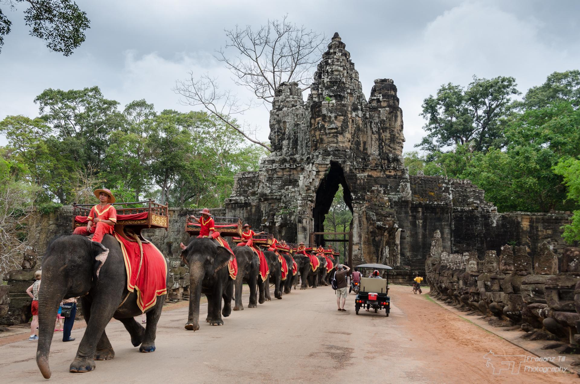 High Resolution Wallpaper | Angkor Thom 1920x1272 px