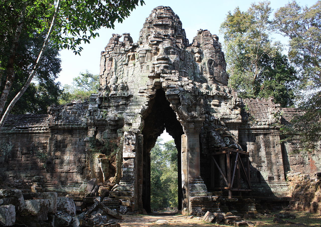 Images of Angkor Thom | 1280x905