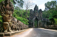 Angkor Thom Pics, Religious Collection