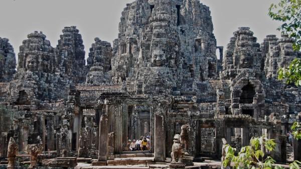 600x338 > Angkor Thom Wallpapers