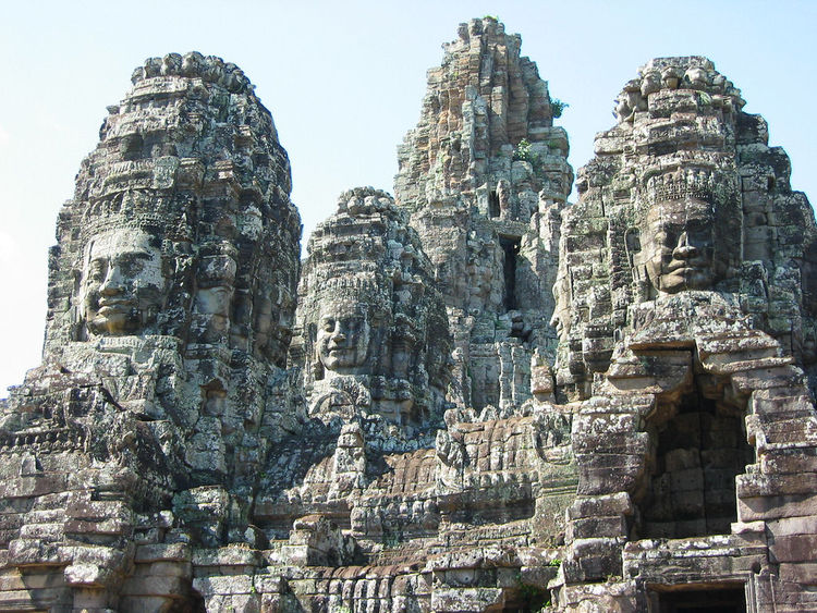 Angkor Thom Backgrounds on Wallpapers Vista
