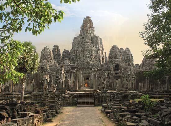 HQ Angkor Thom Wallpapers | File 51.44Kb