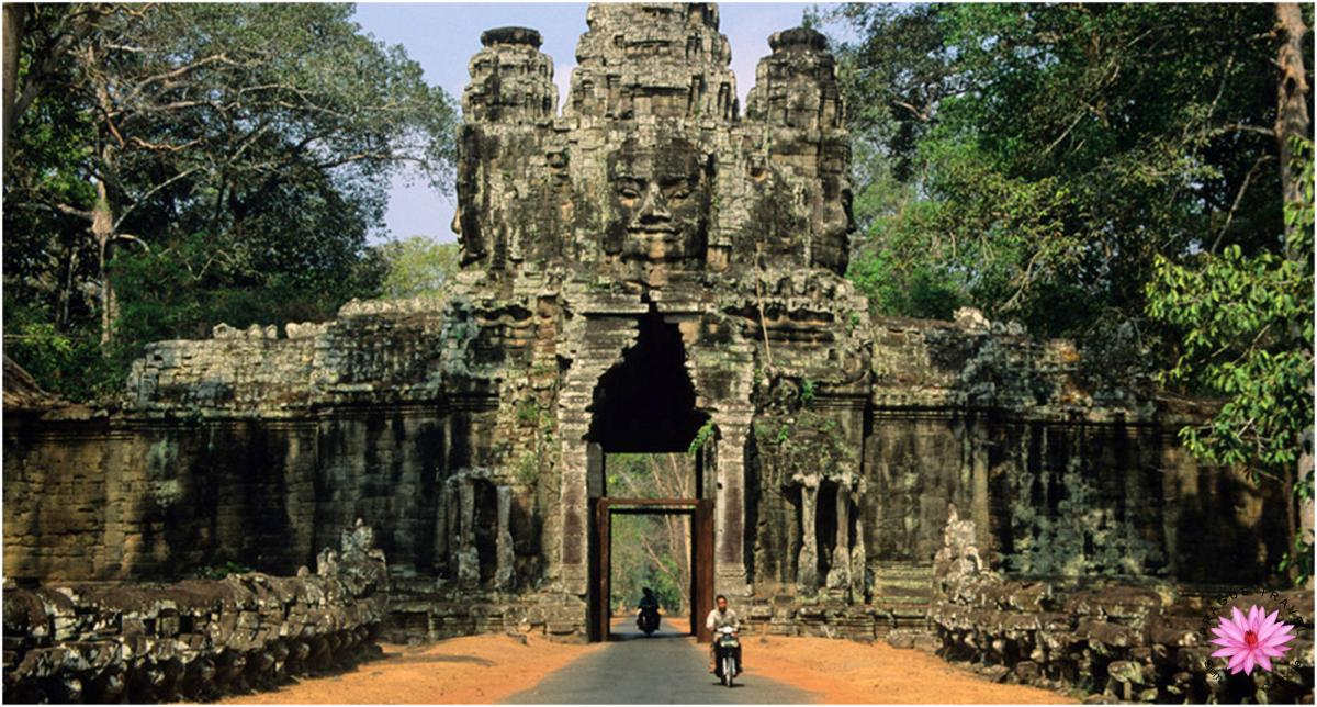 HD Quality Wallpaper | Collection: Religious, 1200x644 Angkor Thom