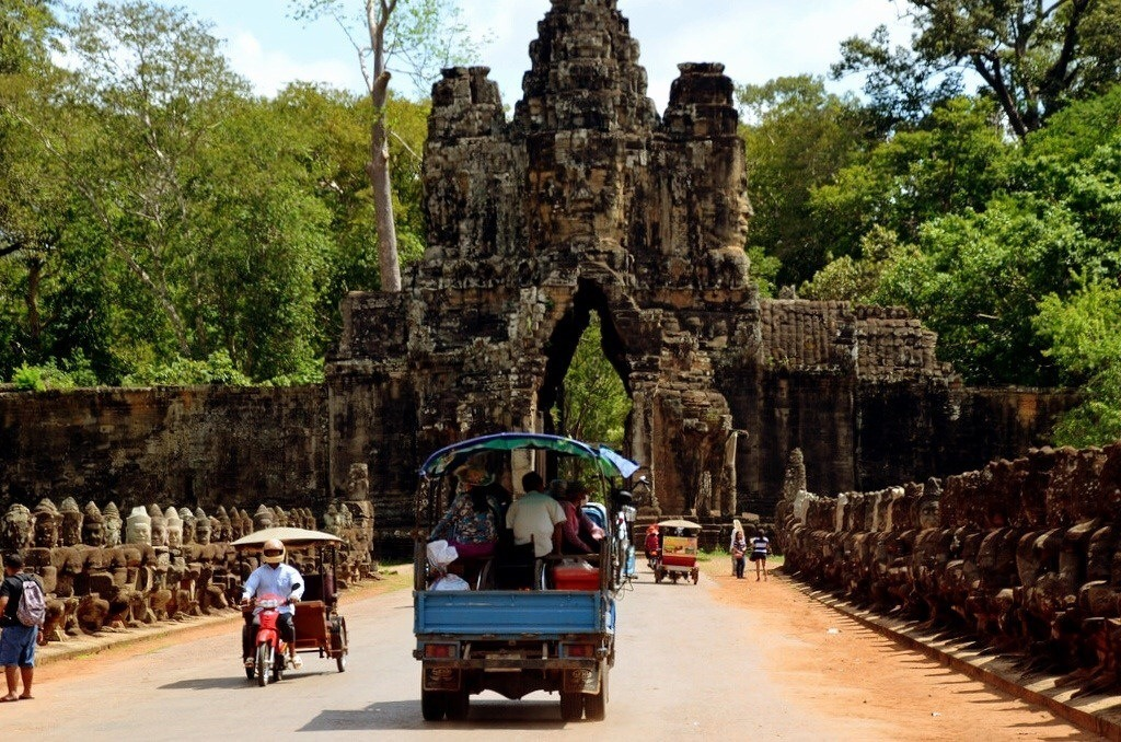 Images of Angkor Thom | 1024x678