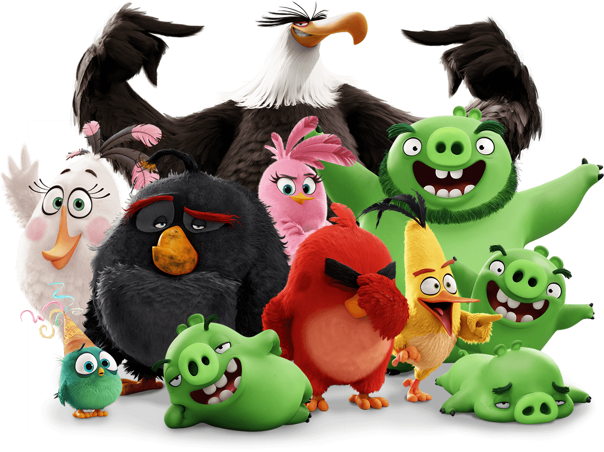 Angry Birds Pics, Cartoon Collection