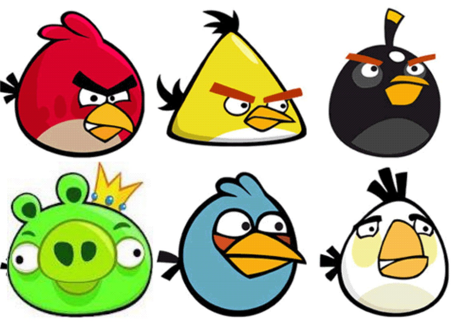 Nice wallpapers Angry Birds 1535x1074px