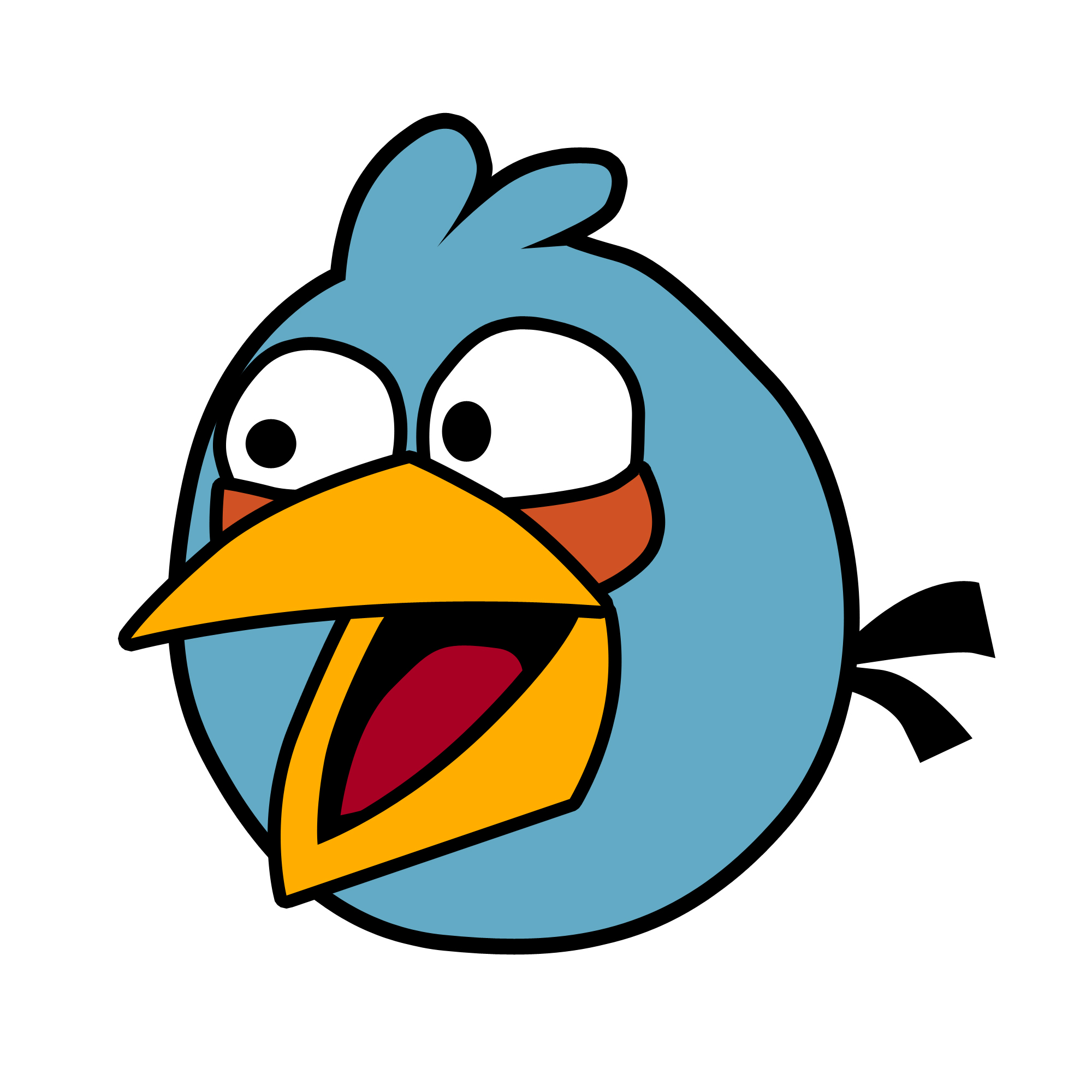 Nice Images Collection: Angry Birds Desktop Wallpapers