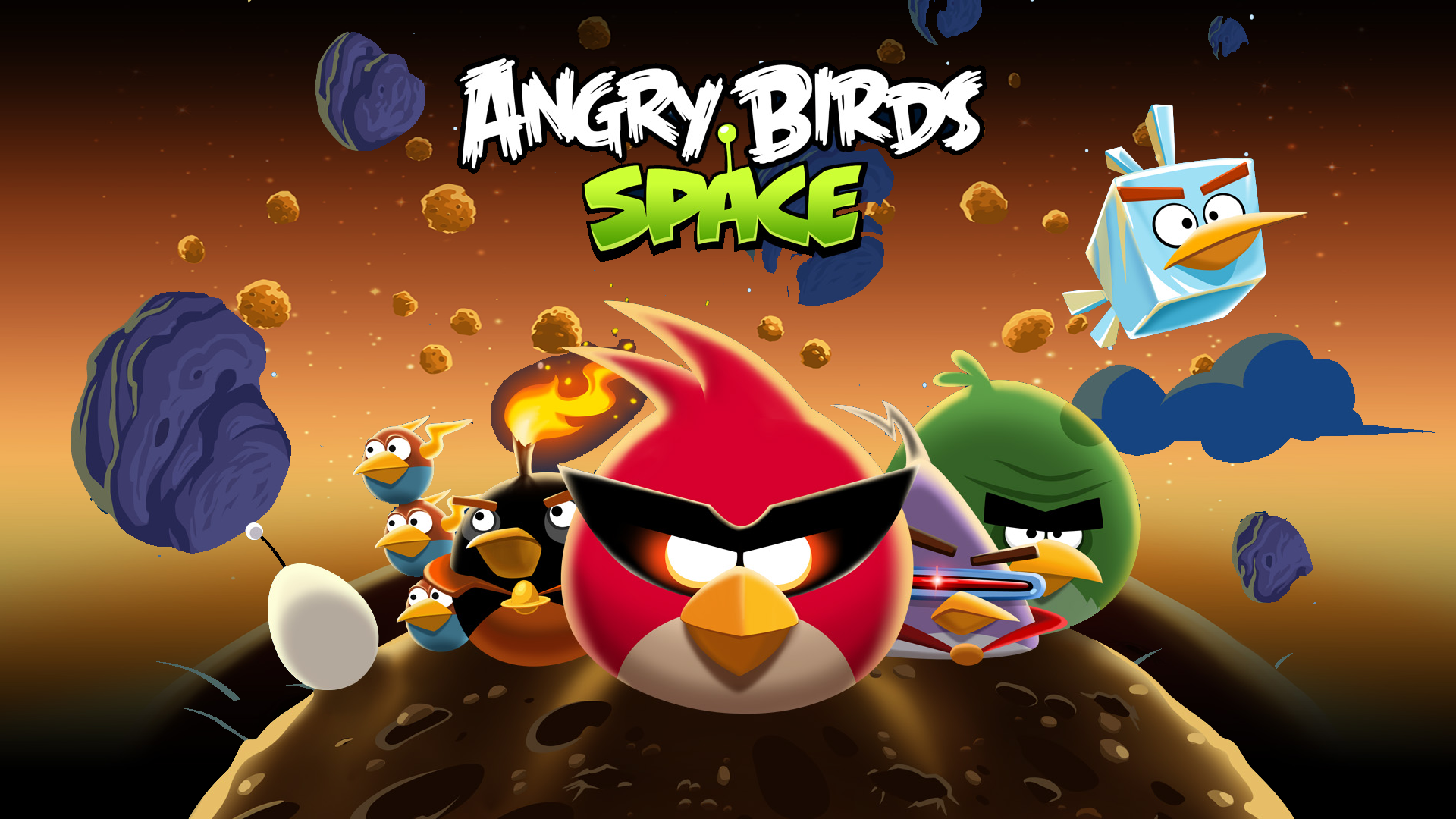 Angry Birds Space Wallpapers Video Game HQ Angry Birds