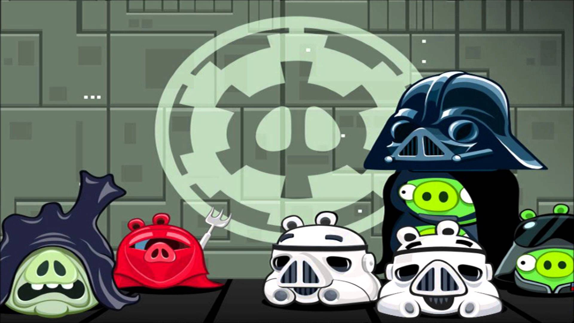 Angry Birds Star Wars Wallpapers Video Game Hq Angry Birds