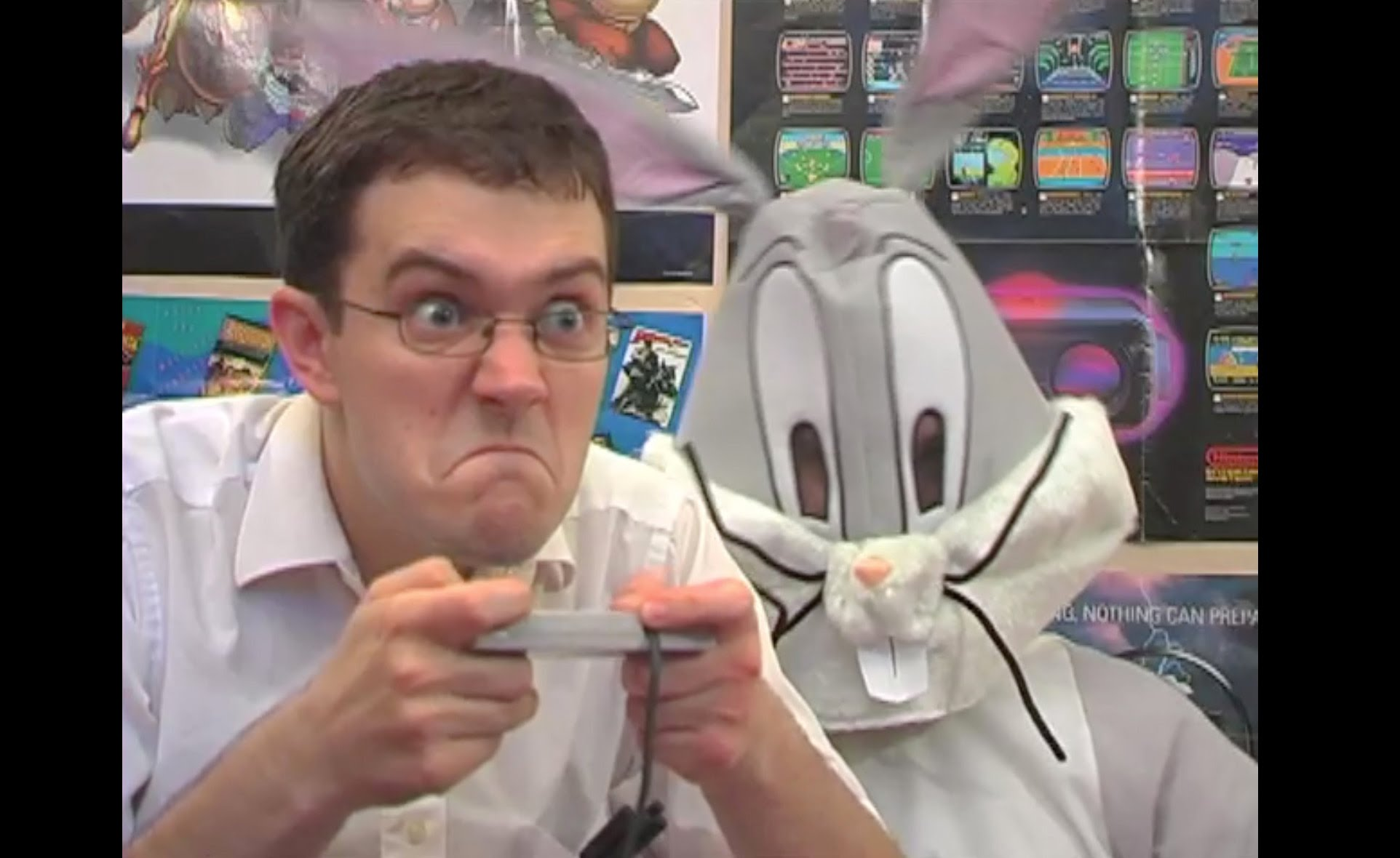 High Resolution Wallpaper | Angry Video Game Nerd 1924x1180 px