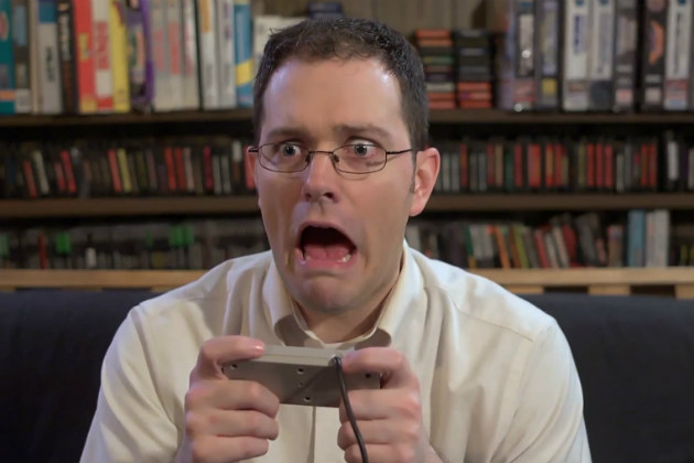 630x420 > Angry Video Game Nerd Wallpapers
