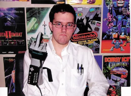 420x310 > Angry Video Game Nerd Wallpapers