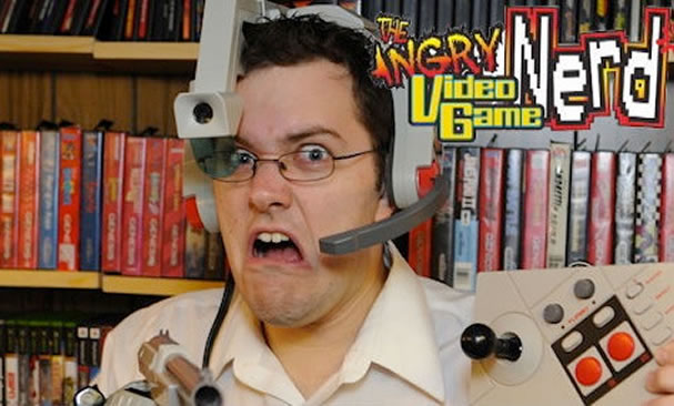 Images of Angry Video Game Nerd | 607x366