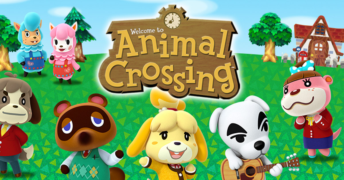 Animal Crossing Wallpapers Video Game Hq Animal Crossing