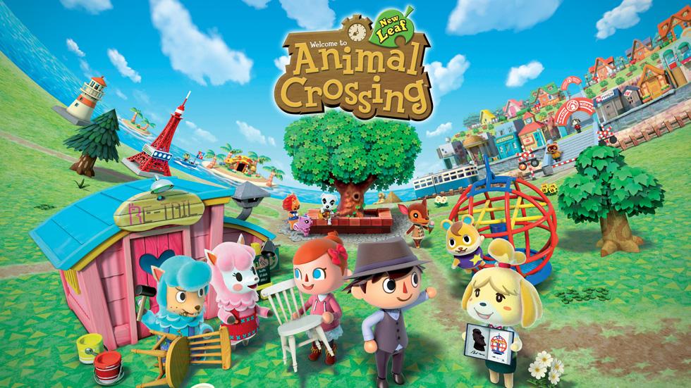 Animal Crossing Wallpapers Video Game Hq Animal Crossing