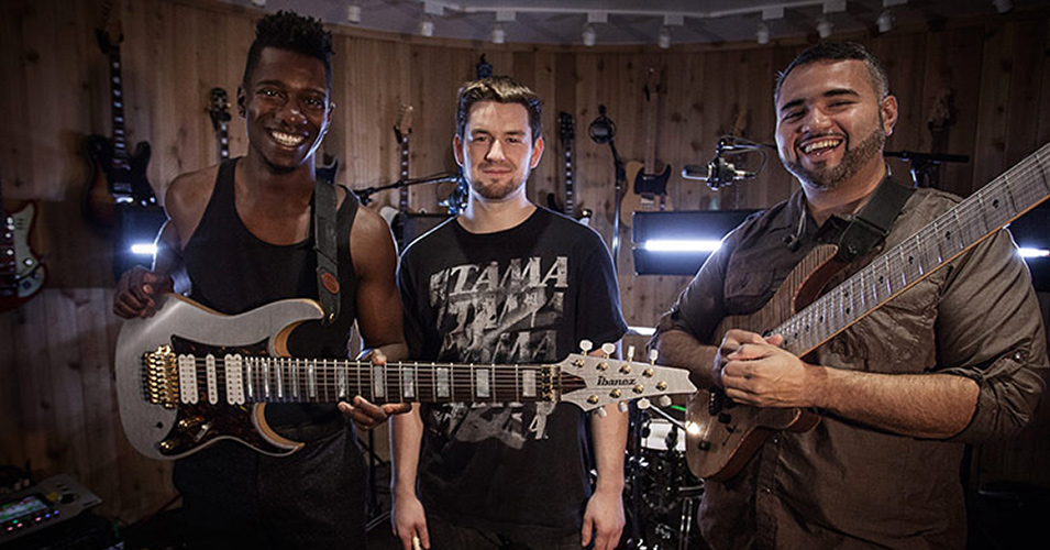 Nice wallpapers Animals As Leaders 955x500px