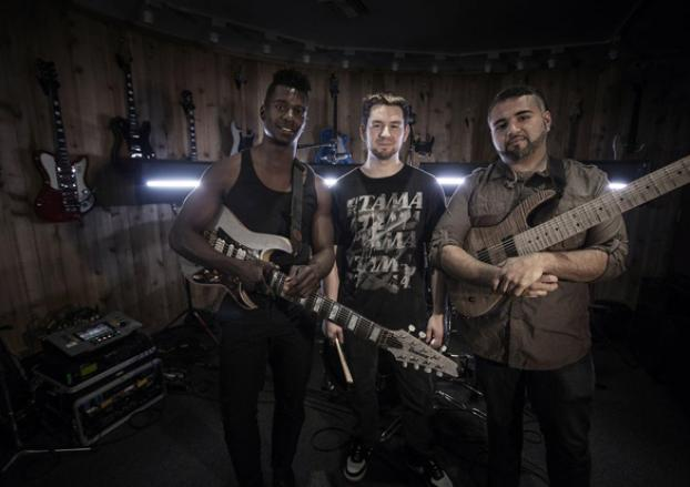 High Resolution Wallpaper   Animals As Leaders 622x439 px