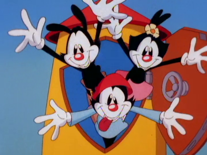 Nice Images Collection: Animaniacs Desktop Wallpapers