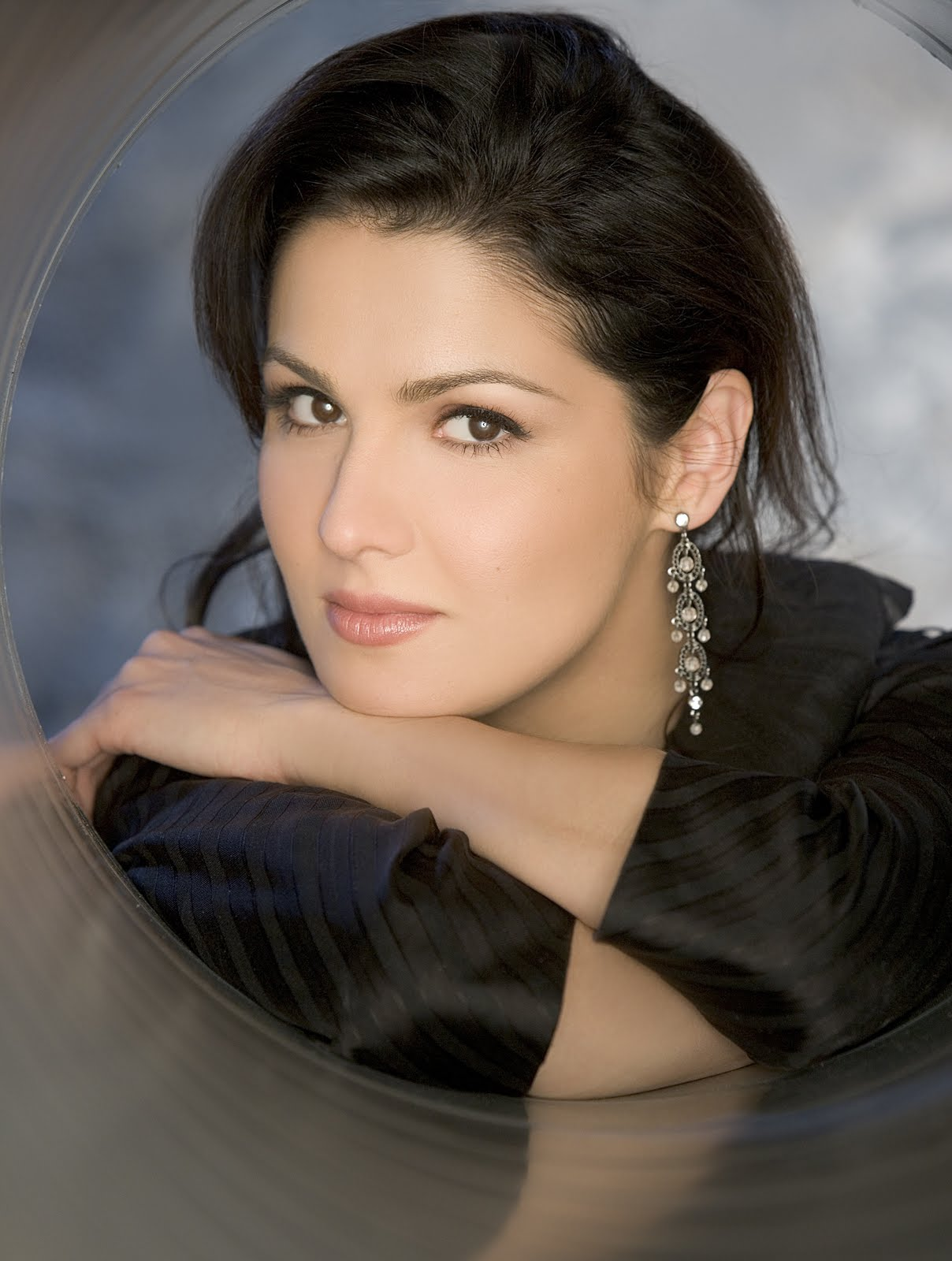 Anna Netrebko High Quality Background on Wallpapers Vista