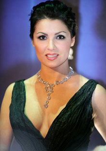 HD Quality Wallpaper | Collection: Music, 220x312 Anna Netrebko