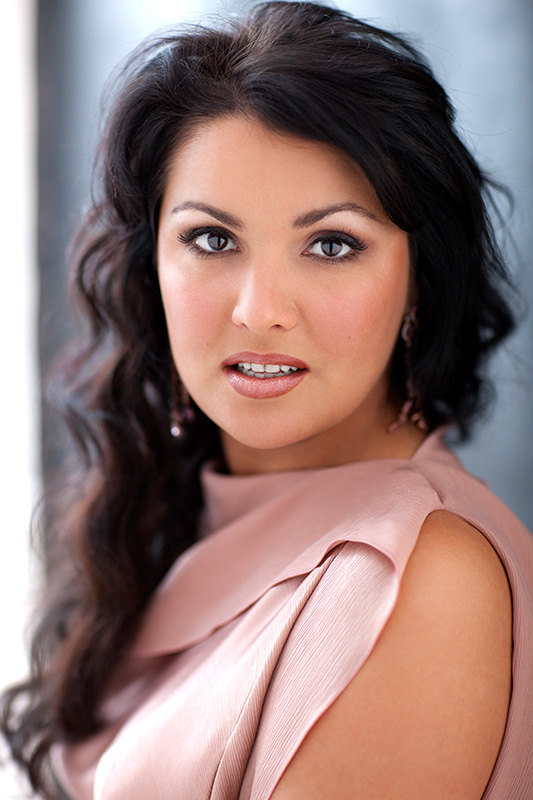 Nice Images Collection: Anna Netrebko Desktop Wallpapers