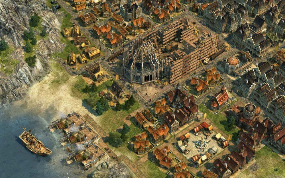 Anno 1404 Wallpapers - Top Free Anno 1404 Backgrounds ... | 625x1000