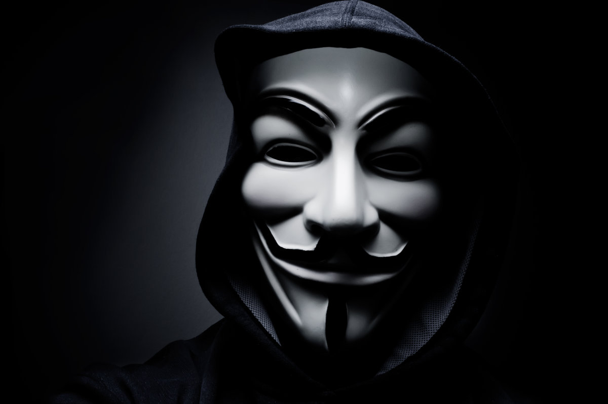High Resolution Wallpaper | Anonymous 1200x797 px