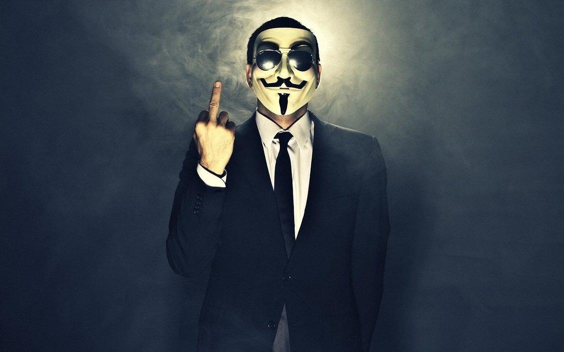 Anonymous Backgrounds, Compatible - PC, Mobile, Gadgets| 1131x707 px