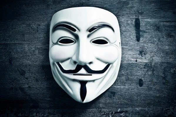 Anonymous Backgrounds on Wallpapers Vista